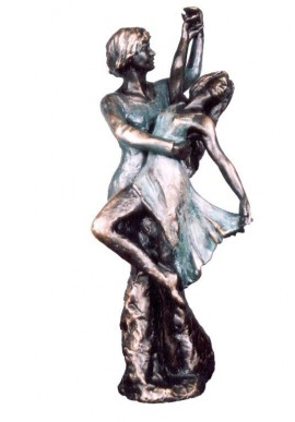 Ebano Bronze Sculptures from the Jordá Collection - Ballet
