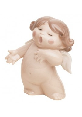 Decorative Nao Porcelain Figurines from the Arts Collection - What a Noise!