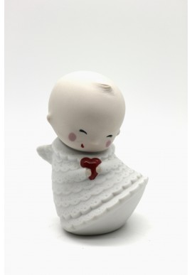 Decorative Nao figurine porcelain from the love collection. - Little Angel