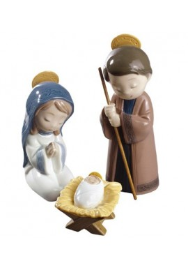 Nao Porcelain Figurines from the Religion Collection - Nativity