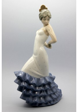 Nao Porcelain Figurines from the Around the World Collection - Gipsy Group