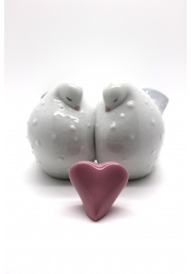 Decorative Nao figurine porcelain from the love collection. - Love Heart