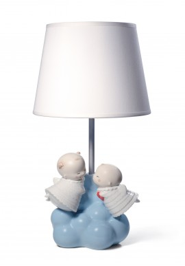 Nao Porcelain Figurines from the Functional Collection - Little Angel (Lamp)