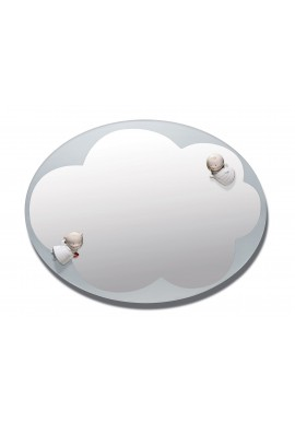 Nao Porcelain Figurines from the Functional Collection - Little Angel (Mirror)
