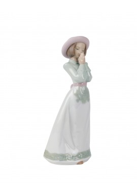 Nao Porcelain Figurines from the Religion Collection - Please, Please