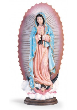 Modern Times - Our Lady of Guadalupe