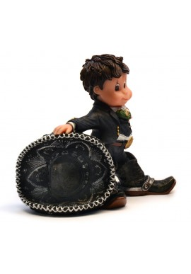 nadal porcelain figures viva mexico - My Mexican Boots