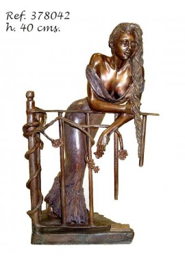 Official Online Store for Ebano Bronze Sculptures from Spain - Judith