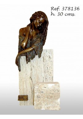 Official Online Store for Ebano Bronze Sculptures from Spain - Sunset