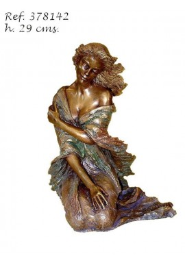 Official Online Store for Ebano Bronze Sculptures from Spain - Breeze