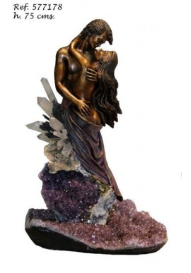 Anniversary Gifts - Intimacy with Amethyst