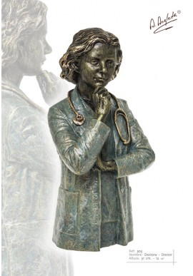 Bronze Sculptures - Discover the Complete Collection of Sculptures Handcrafted in Spain - Doctor