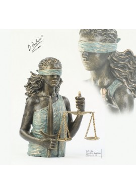 Bronze Sculptures - Discover the Complete Collection of Sculptures Handcrafted in Spain - Justice