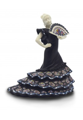 The professions figurine collection by Nadal. Nadal porcelain figurines made in spain.  -