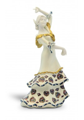 Decorative Porcelain Figurines and Bronze Sculptures at Discounted Prices. Free Shipping Available - Spanish Grace