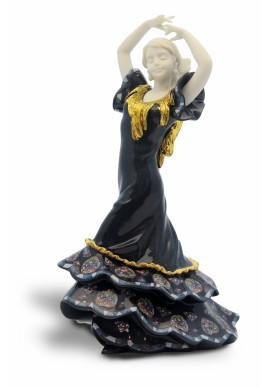 Decorative Porcelain Figurines and Bronze Sculptures at Discounted Prices. Free Shipping Available - Dancer