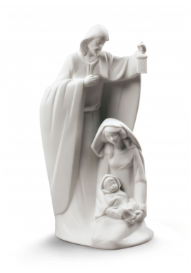 New nao porcelain figurines 2017 spring collection - Nativity of Jesus