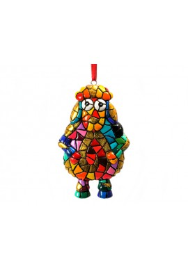 Gifts for Christmas - Mosaic Sheep Ornament