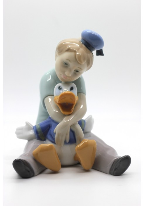 Dreaming with Donald