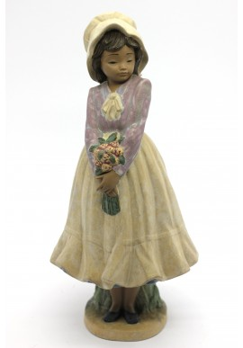 Decorative Porcelain Figurines and Bronze Sculptures at Discounted Prices. Free Shipping Available - First Blush of Spring