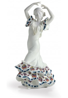 The professions figurine collection by Nadal. Nadal porcelain figurines made in spain.  - Sevillana
