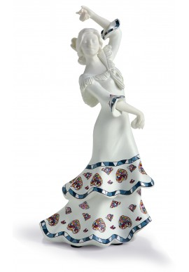The professions figurine collection by Nadal. Nadal porcelain figurines made in spain.  - Spanish Grace