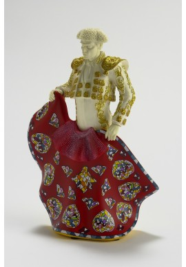 The professions figurine collection by Nadal. Nadal porcelain figurines made in spain.  - Bullfighter