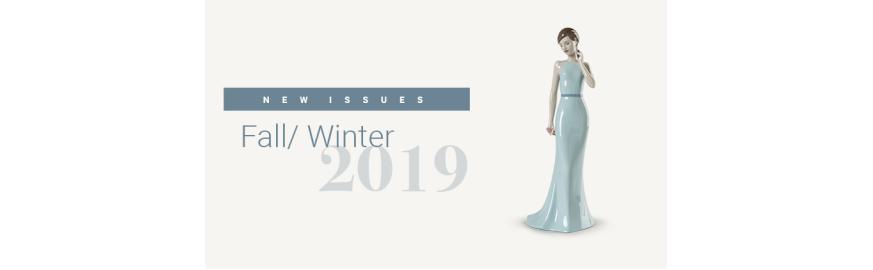 Figuras de Porcelana Nao Colección Otoño Invierno 2019