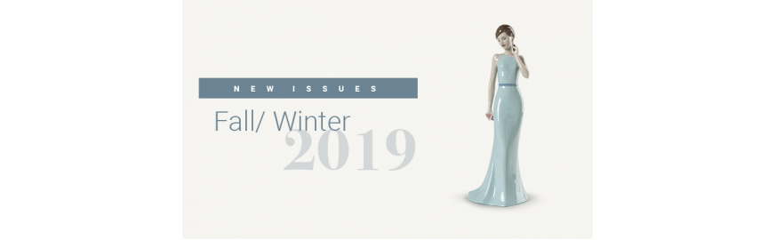 Figuras de Porcelana Nao Colección Primavera Verano 2019