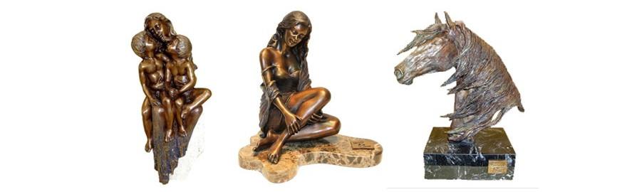 Tienda Online Oficial de las Esculturas de Ebano. Descubre la Colección Completa