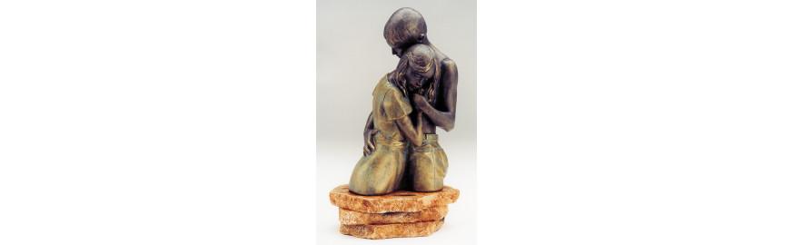 esculturas de bronce anglada