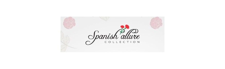 Nao Porcelain Spanish Allure Collection