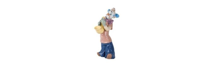 Figura de porcelana Nao de la colección Fantasia