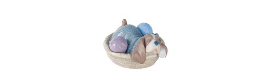 Figuras de Porcelana Nao de la Colección Animales