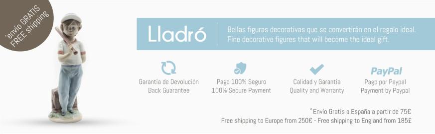Distribuidor Oficial de Porcelana Lladró - Descubre la Colección Completa