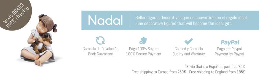Figuras Nadal - Figuras Decorativas Fabricadas en España de Forma Artesanal