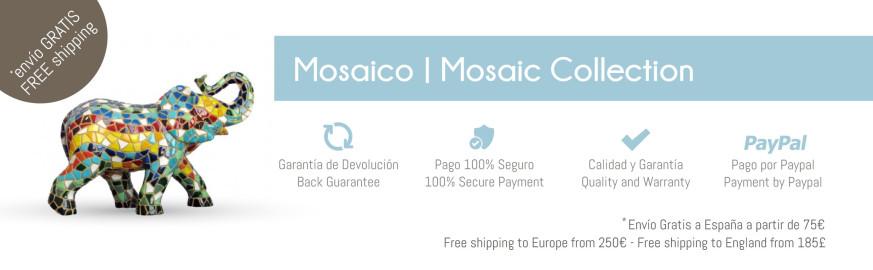 Tienda Online de Barcino Design Figuras Decorativas de Mosaico