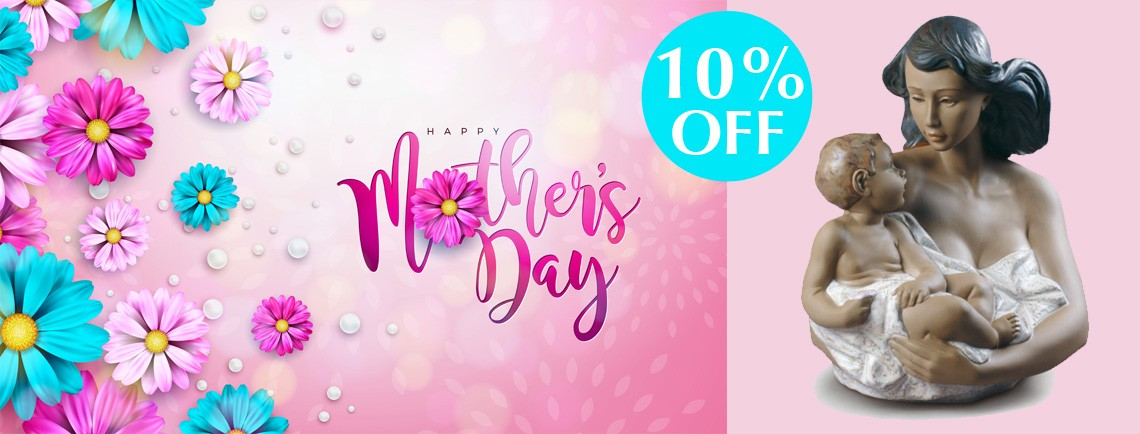 Mother\'s Day 2021 Discount Campaign